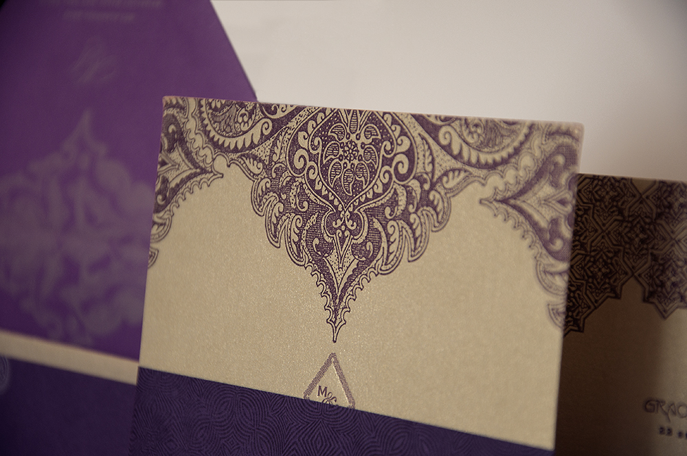 Indian Wedding Invitations to Inspire the Modern Bride - Saffluence