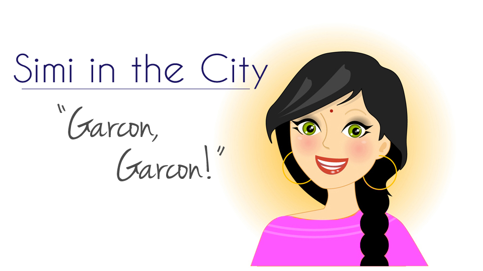 "Simi in the City: ""Garçon, Garçon!"""