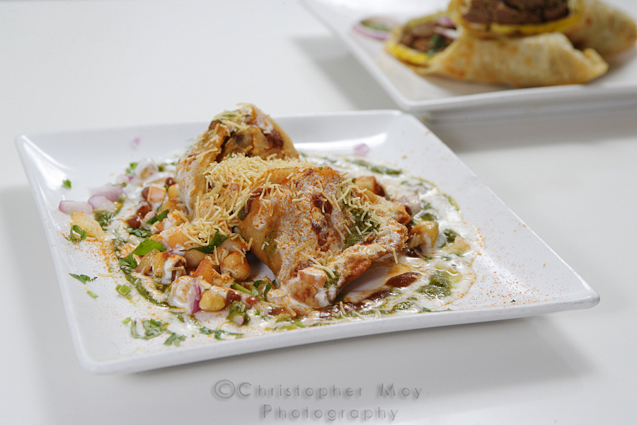Samosa chaat in 7 easy steps saffluence samosa chaat forumfinder Image collections