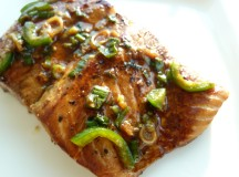 Simple Secret Salmon
