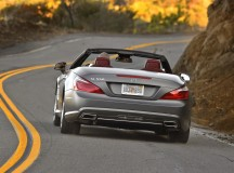 SL550 -- A Home Run with a Luxury Ride + Supercar Dynamics