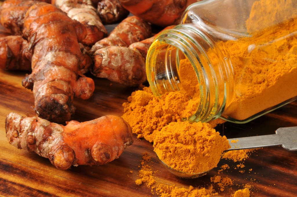 Turmeric -- Not Just Your Mom's Spice